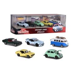 Vehicule miniature - vintage giftpack 5 pièces - echelle 1/64ème