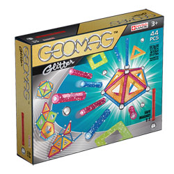Geomag Glitter 44 pièces