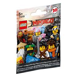71019 - LEGO® NINJAGO Mini figurines série Lego Ninjago film
