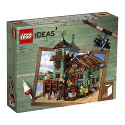 21310 - LEGO® Ideas Le vieux magasin de pêche
