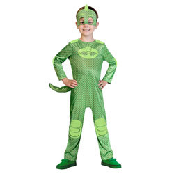 Pyjamasques-Costume Gluglu 5/6 ans