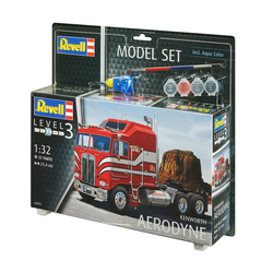 Maquette camion Kenworth Aerodyne