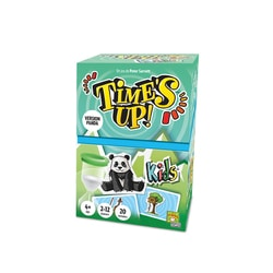 Time's Up Kid 2 version panda