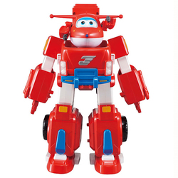 Super Wings - Jett Super Robot Transformable