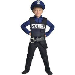 Déguisement de policier 8/10 ans