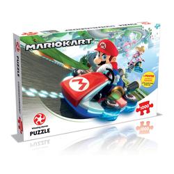 Puzzle 1000 pièces Mario Kart