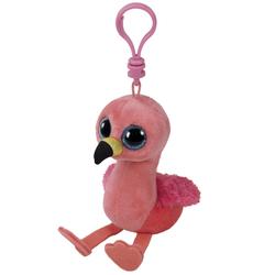 Beanie Boo's - Porte-clés Gilda le flamant rose