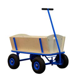 Chariot Billy bleu