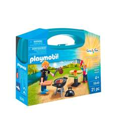 5649- Valisette Barbecue Playmobil