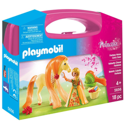 5656 - Valisette Princesse et cheval Playmobil Princess