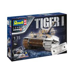 Maquette tank Tiger I - 75ème anniversaire