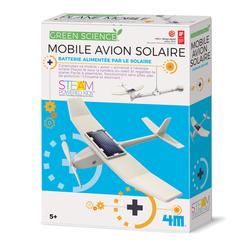 Mobile avion solaire