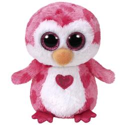 Beanie Boo's - Petite Peluche Juliet le Pingouin 15 cm