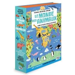 Le monde des animaux 2D - Voyage, découvre, explore