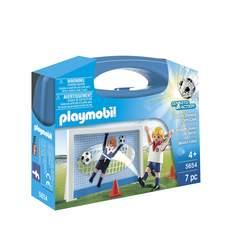 5654-Valisette footballeur Playmobil