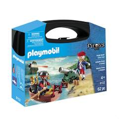 9102-Valisette pirate et soldat Playmobil