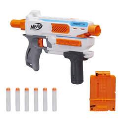 Nerf-Pistolet Nerf Modulus Mediator et fléchettes Nerf modulus officielles