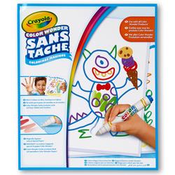 Recharge de 30 pages blanches Color Wonder coloriage magique
