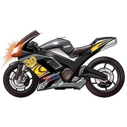 Moto 10 cm