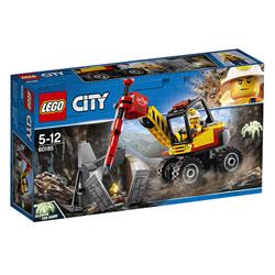 60185 - LEGO® City L'excavatrice avec marteau-piqueur