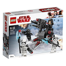 75197 - LEGO® STAR WARS - Battle Pack experts du Premier Ordre