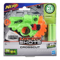 Pistolet Nerf Microshots Série 3 - Nerf Zombie Strike