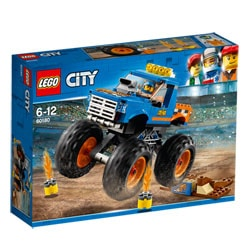 60180 - LEGO® City Le Monster Truck
