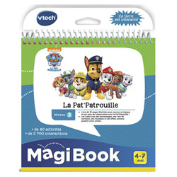 Magibook Pat'Patrouille