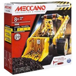 Meccano - Bulldozer de chantier