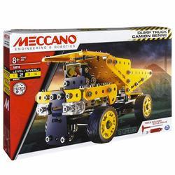 Camion Benne - Theme Chantier Meccano