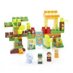 Mega Blocks - Baril Jungle