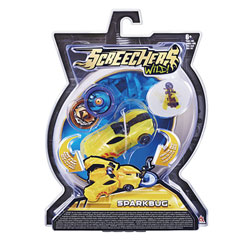 Screechers Wild-Voiture de course