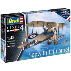 Maquette avion Sopwith F.1 Camel