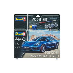 Maquette Model Set Porsche Panamera 2