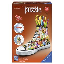 Puzzle 3D - Puzzle 108 Pièces - Sneaker Emoji