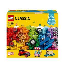 10715 - LEGO® Classic La boîte de briques et de roues