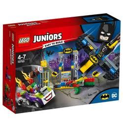 10753 - LEGO® Juniors L'attaque du Joker de la Batcave