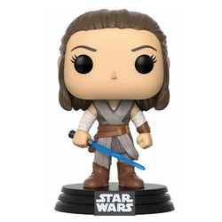 Figurine Rey 190 Star Wars 8 Funko Pop