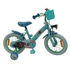 Vélo 14 pouces Vaiana - Disney Princesses