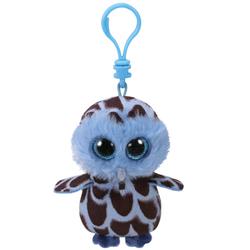 Beanie Boo's - Porte-clés Yago le Hibou