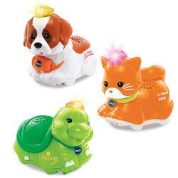 Coffret trio animaux domestiques - Tut Tut Animo