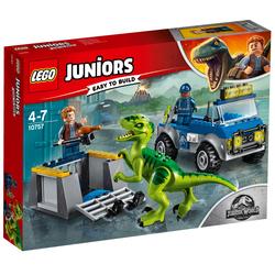 10757 - LEGO® Juniors Le camion de secours des raptors