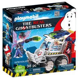 9386 - Playmobil Ghostbusters Spengler et voiturette