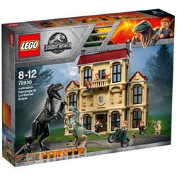 75930 - LEGO® Jurassic World La fureur de Indoraptor à Lockwood Estate