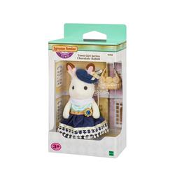 Sylvanian Families - 6002 - Figurine grande soeur lapin chocolat