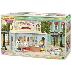 Sylvanian Families - 6008 - Le magasin de glaces italiennes