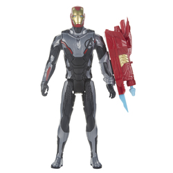 Figurine Iron Man 30cm Titan Hero Power FX 2.0 Avengers Endgame