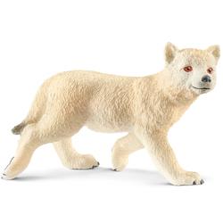 Figurine louveteau de l'Arctique