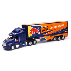 Camion Peterbilt Red Bull Racing Team