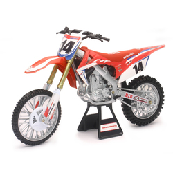 Moto Honda Factory Racing Team C.Seely 1/6 ème